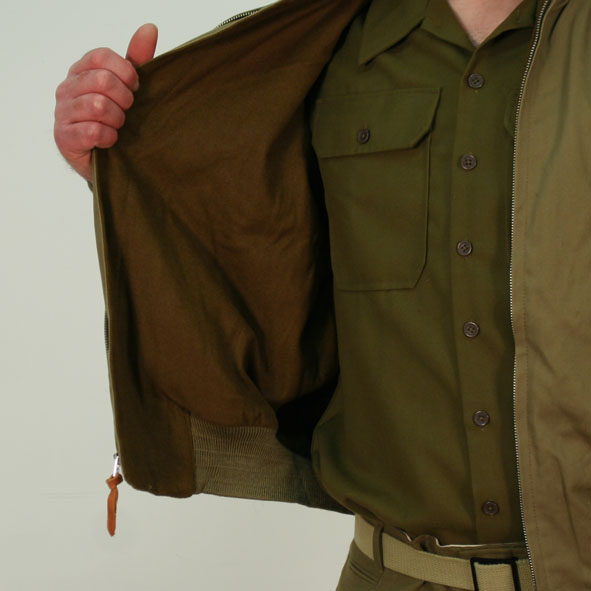 US WW2 Tankers Jacket by Kay Canvas 270516 4.JPG
