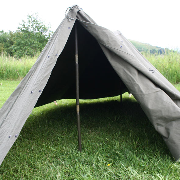 ... US-Army-1945-Pup-Tent-Shelter-Halves-170616- ...  sc 1 st  Kay Canvas & Kay Canvas